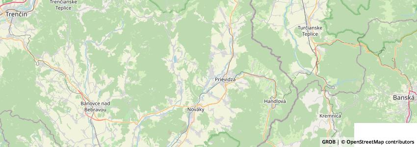 Mappa Zoo Bojnice