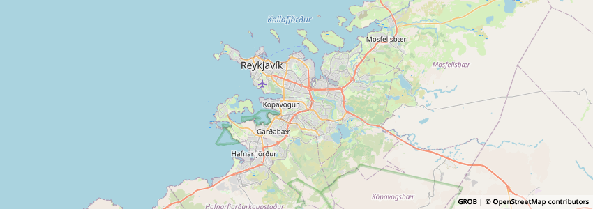 Mappa Álfhólsskóli