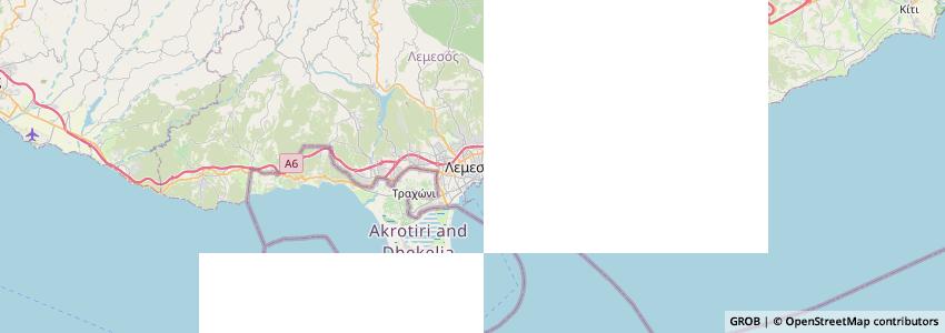 Mappa Buket-Na-Kipre.ru