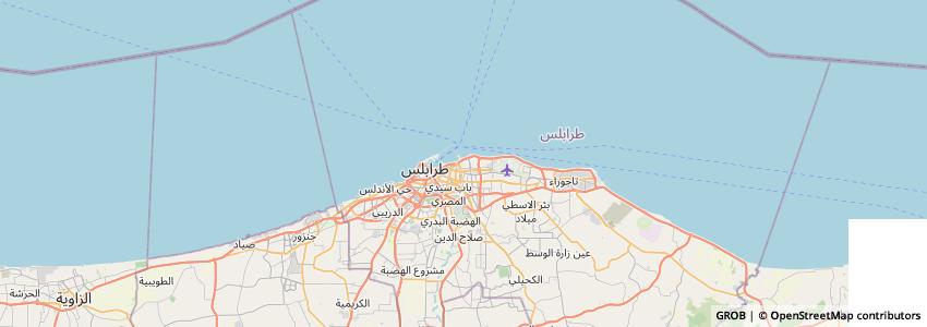 Mappa شركة ستار العالمية للإستيراد و العروض التجارية