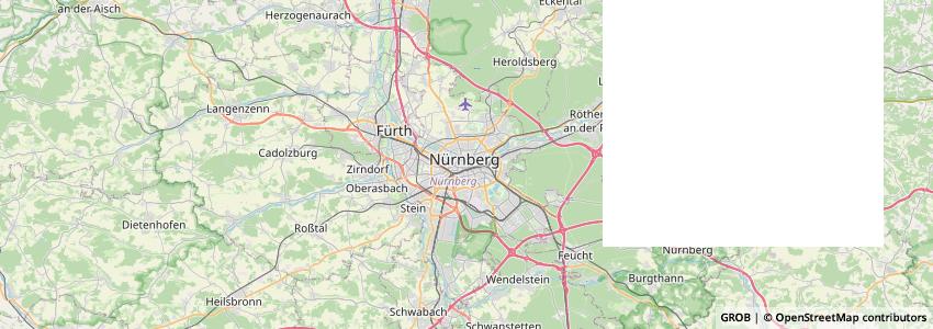 Mappa Icf Nürnberg