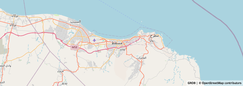 Mappa Ray White International Oman