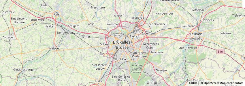 Mappa Allianz Belgium